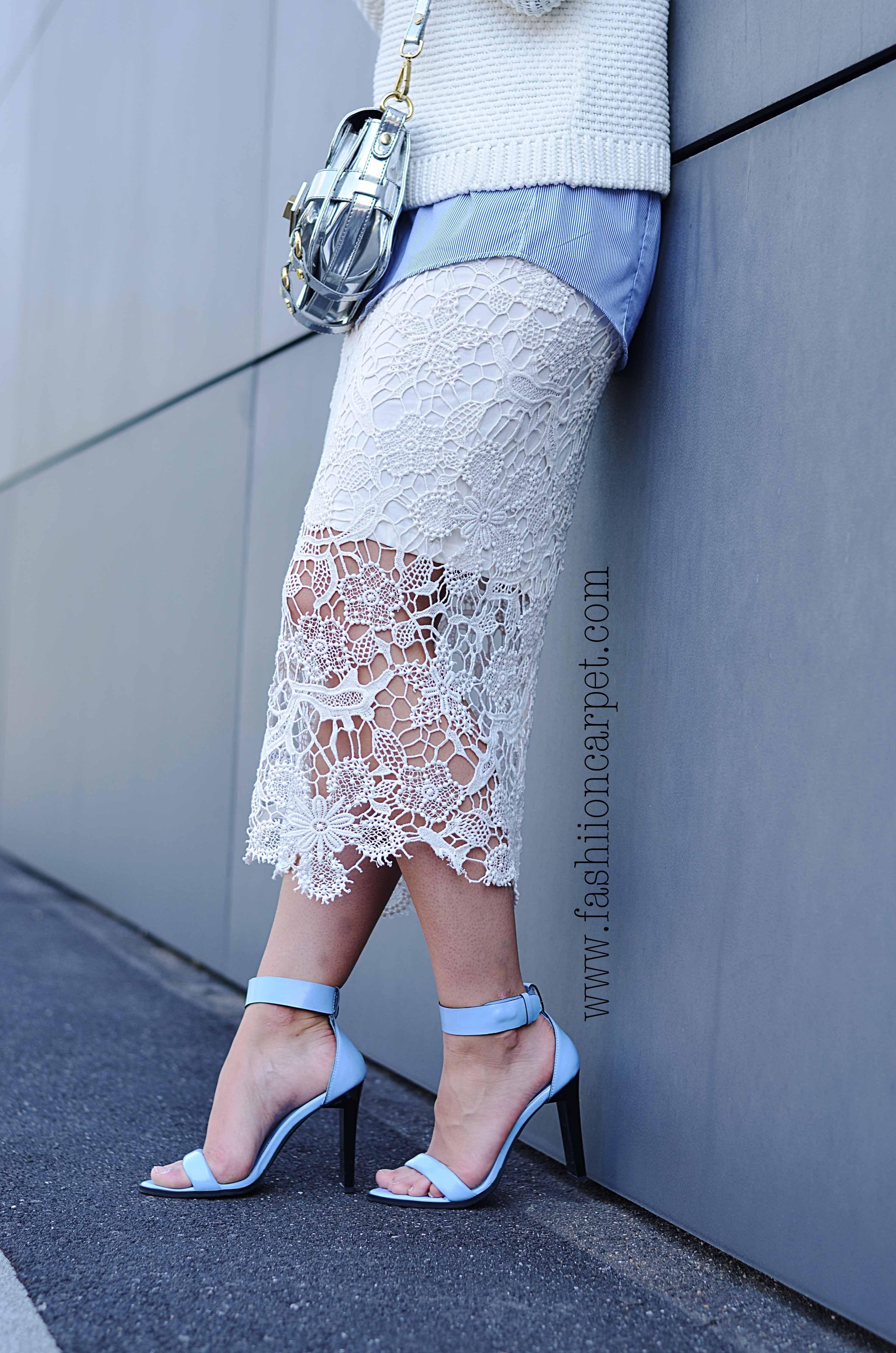 fashiioncarpet-outfit-mode-fashion-modeblogger-fashionblogger-fashionblog-mc3bcnchen-blogger-blog-look-laceskirt-chanelbrooch-chanelbrosche-chanel-brosche-mirrorbag