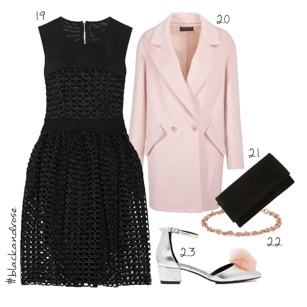 fashiioncarpet-maje-kleid-rosa-mantel
