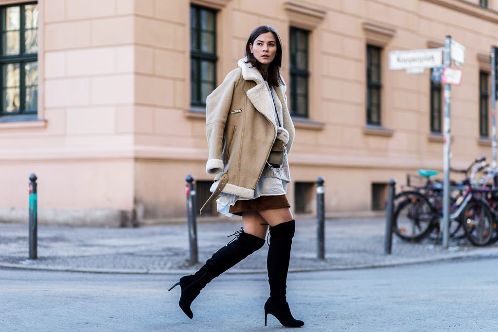 fashiioncarpet-zara-shearling-jacket-acne-look-alike
