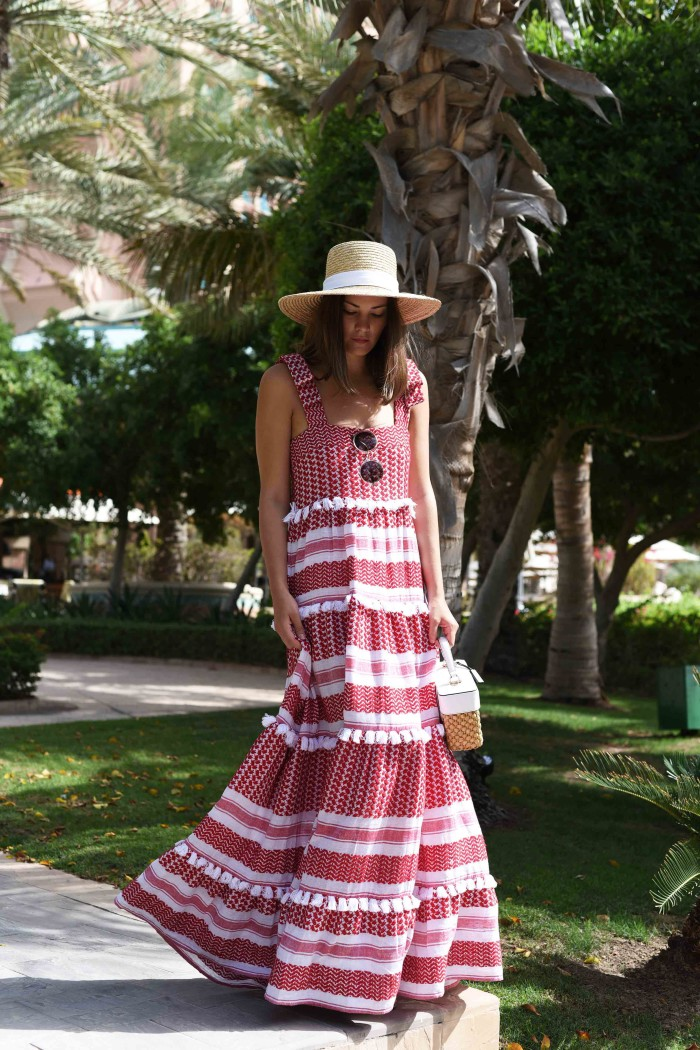 fashiioncarpet-dodo-bar-or-Amal-tiered-cotton-maxi-dress