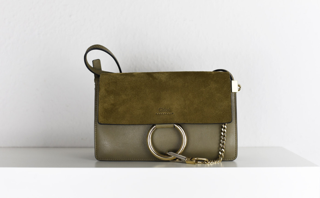 chloe-fayle-small-khaki-green-suede-it-bag-chain-fashiioncarpet