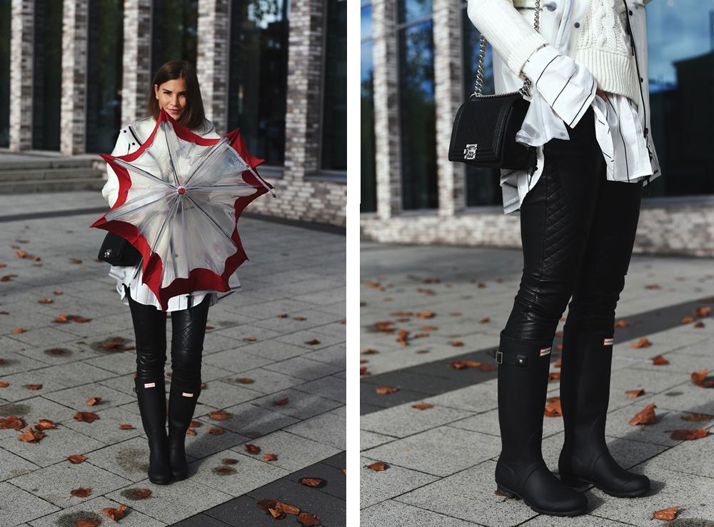 gummistiefel-im-alltag-tragen-kombinieren-mit-lederhose-strick-pullover-und-bluse-streetstyle-fashiioncarpet