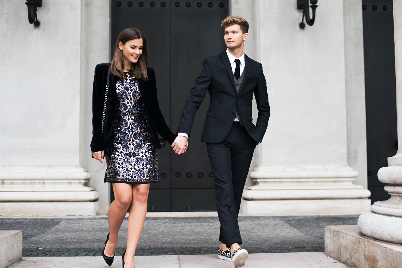 COUPLE SILVESTER OUTFIT