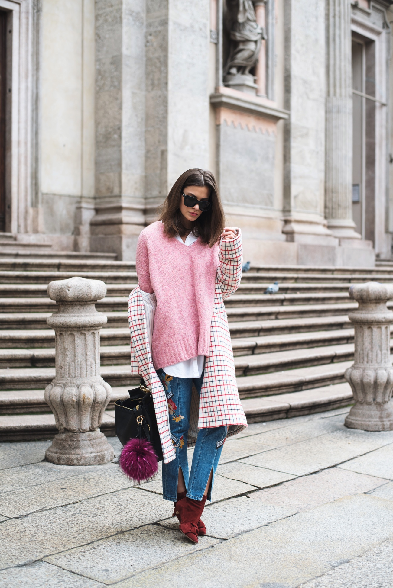 milan-fashion-week-streetstyle-pastel-colors-layering-trend-spring-fashiioncarpet