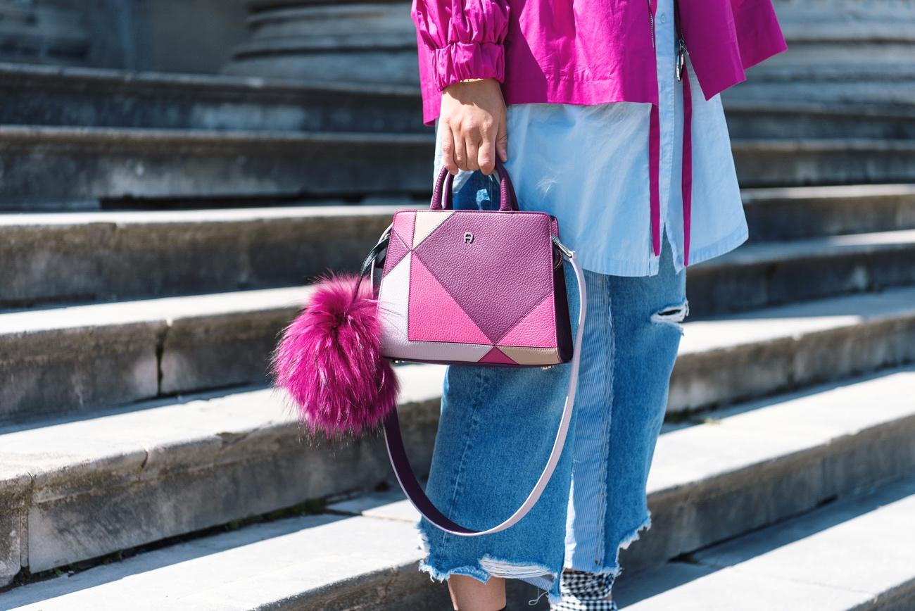 aigner-munich-CYBILL-pink-lila-rosa-KALEIDOSKOP-HANDTASCHE-blogger-streetstyle-nina-schwichtenberg-fashiioncarpet