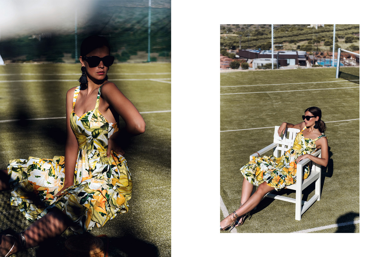 mode-editorial-lemon-dress-tennis-court-fashion-blogger-fashiioncarpet