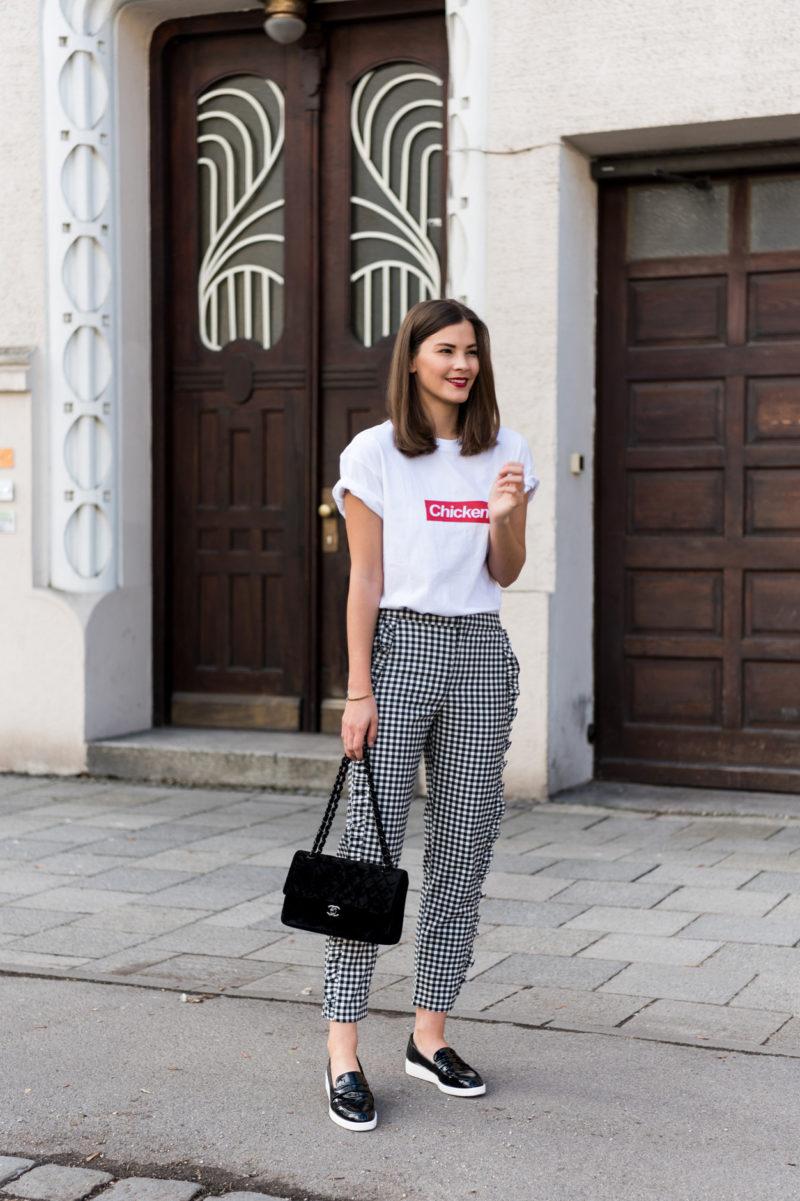 Checkered Shirt For Women