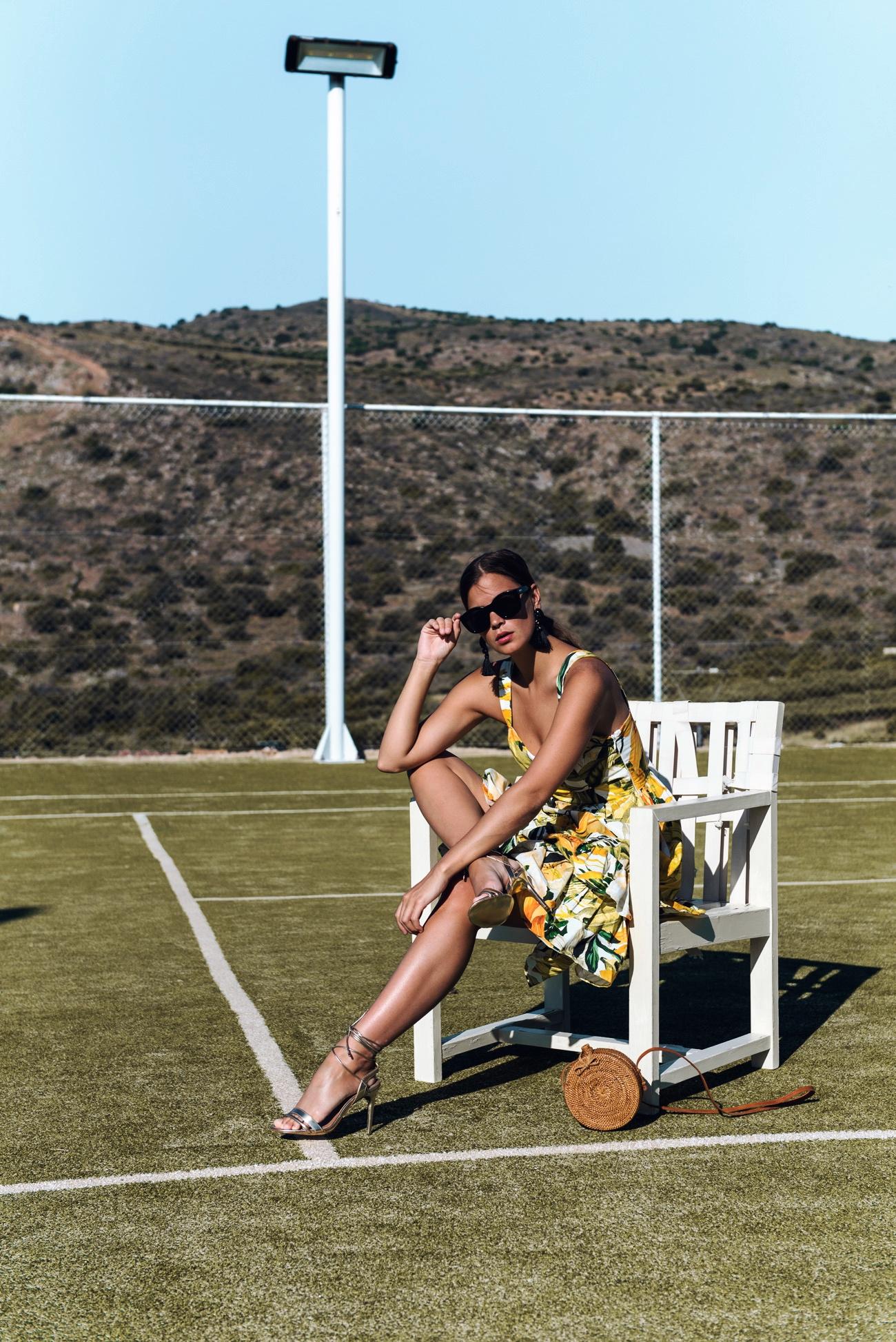 H&M-Kleid-aus-Baumwollpopeline-zitronen-print-muster-fashiioncarpet