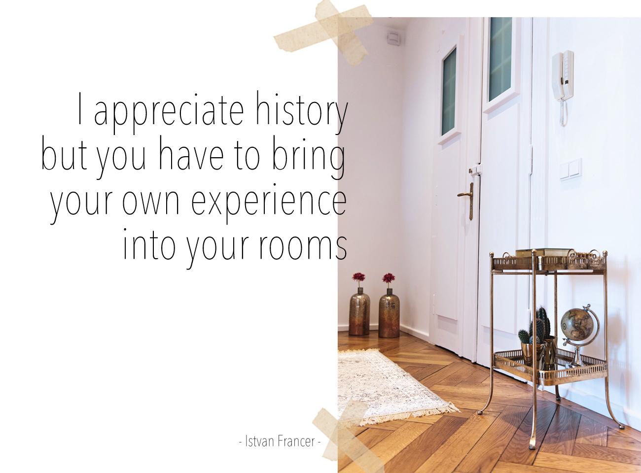 Interior: Unsere Möbel im Flur und dem Badezimmer