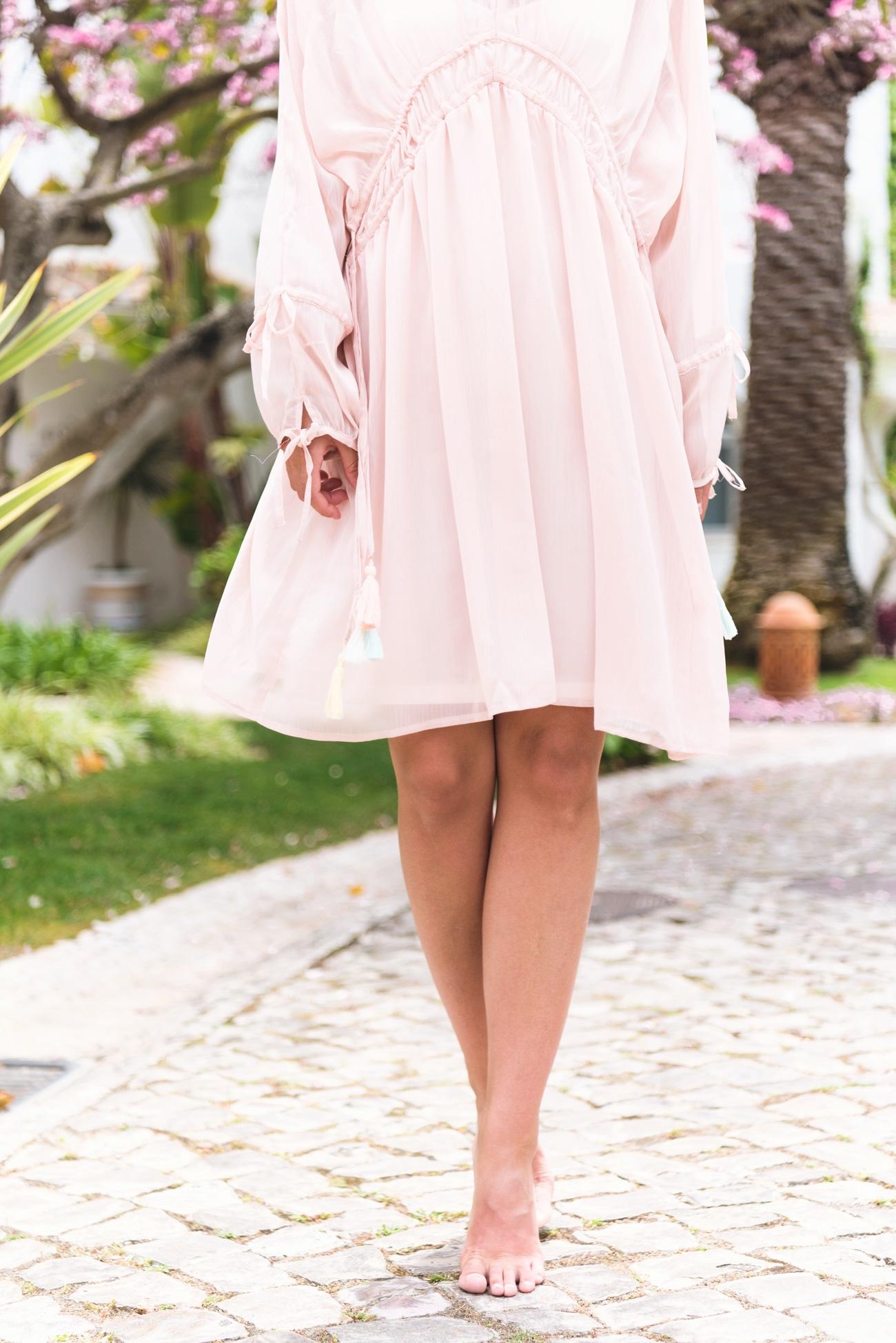 sommerliches-kleid-rosa-chloé-ähnlich-blogger-style-fashiioncarpet