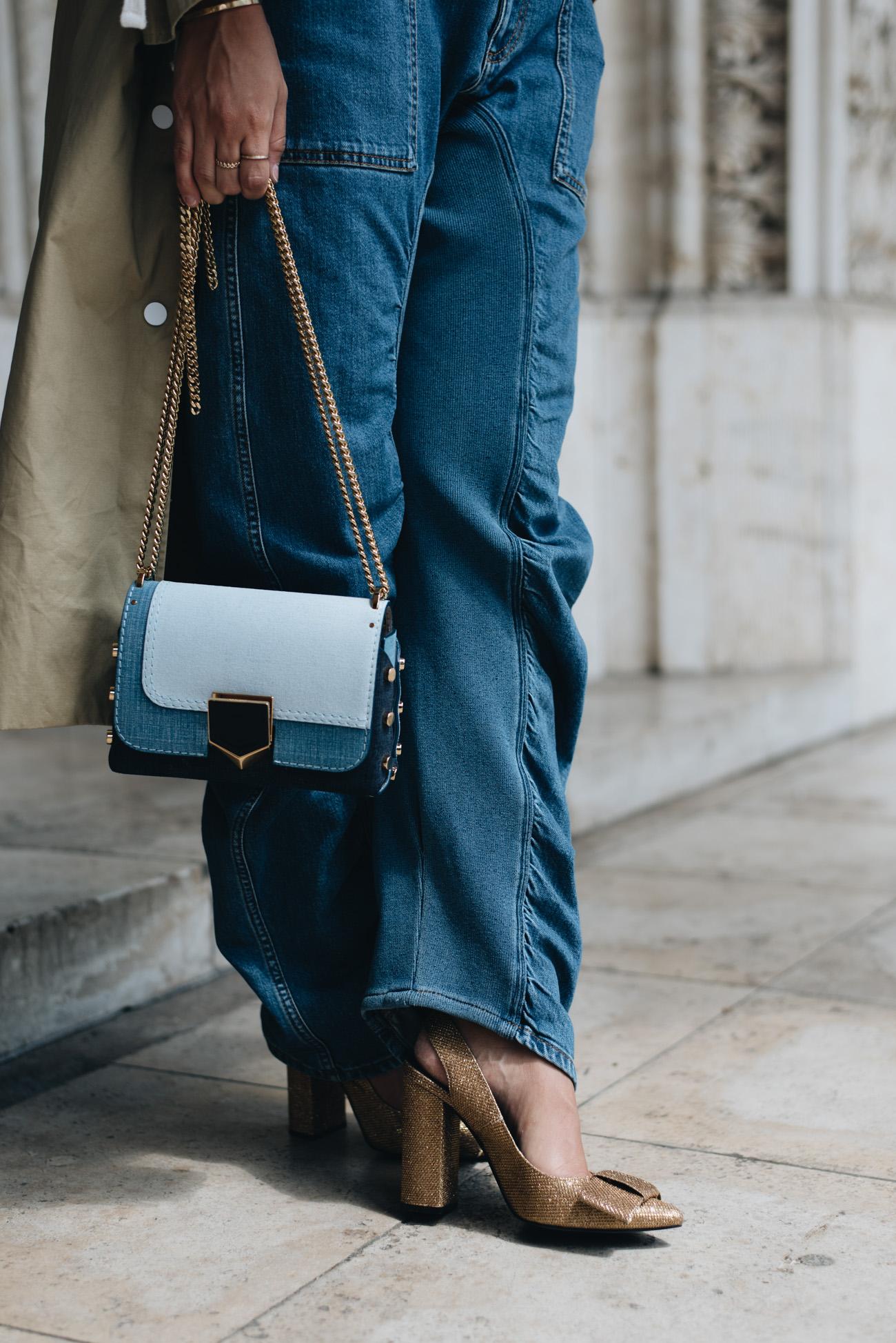Jeans-Xenia-mit-Raffungen-Stella-McCartney-baggy-pants-denim-fashiioncarpet-nina-schwichtenberg