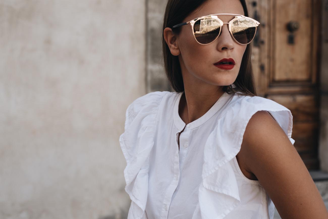 rüschen-bluse-ohne-ärmel-eidted-dior-reflected-sonnenbrille-gold-nina-schwichtenberg-fashiioncarpet