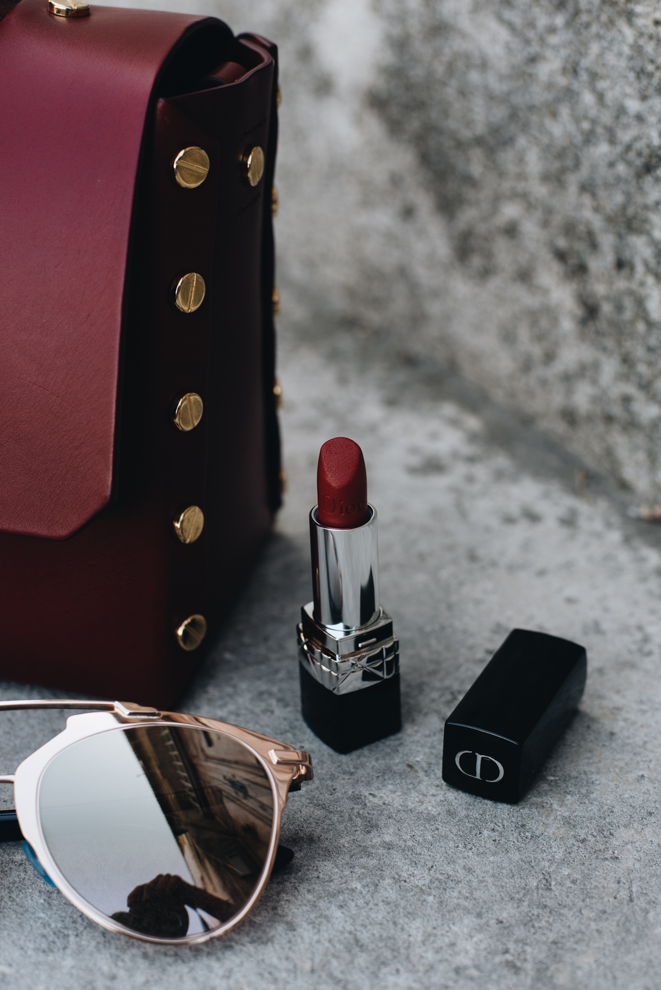 beauty-editorial-shooting-dior-lippenstift-rouge-999-matt-nina-schwichtenberg-fashiioncarpet