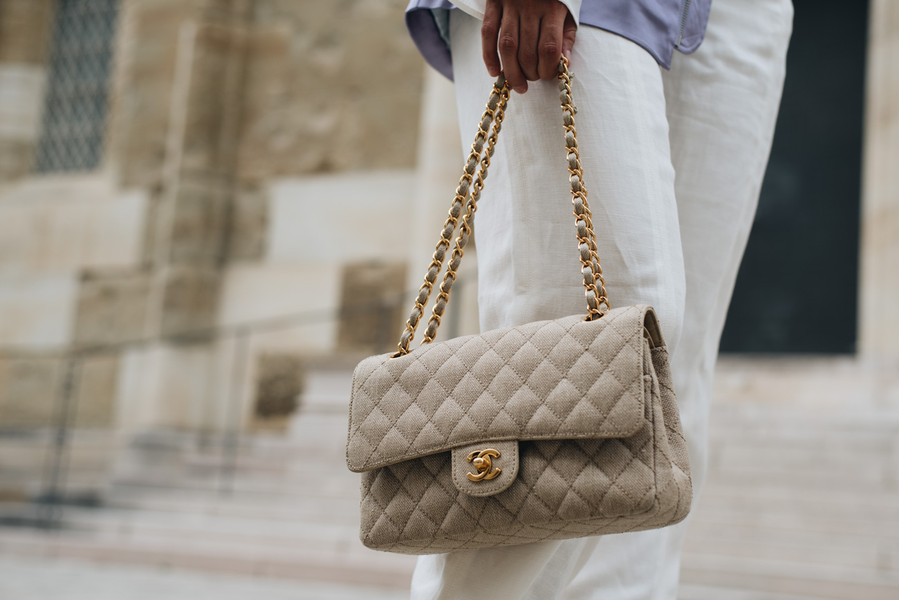 Tipps für den Kauf einer Chanel Tasche (Chanel Vintage Timeless Canvas) 0b6ef74ec
