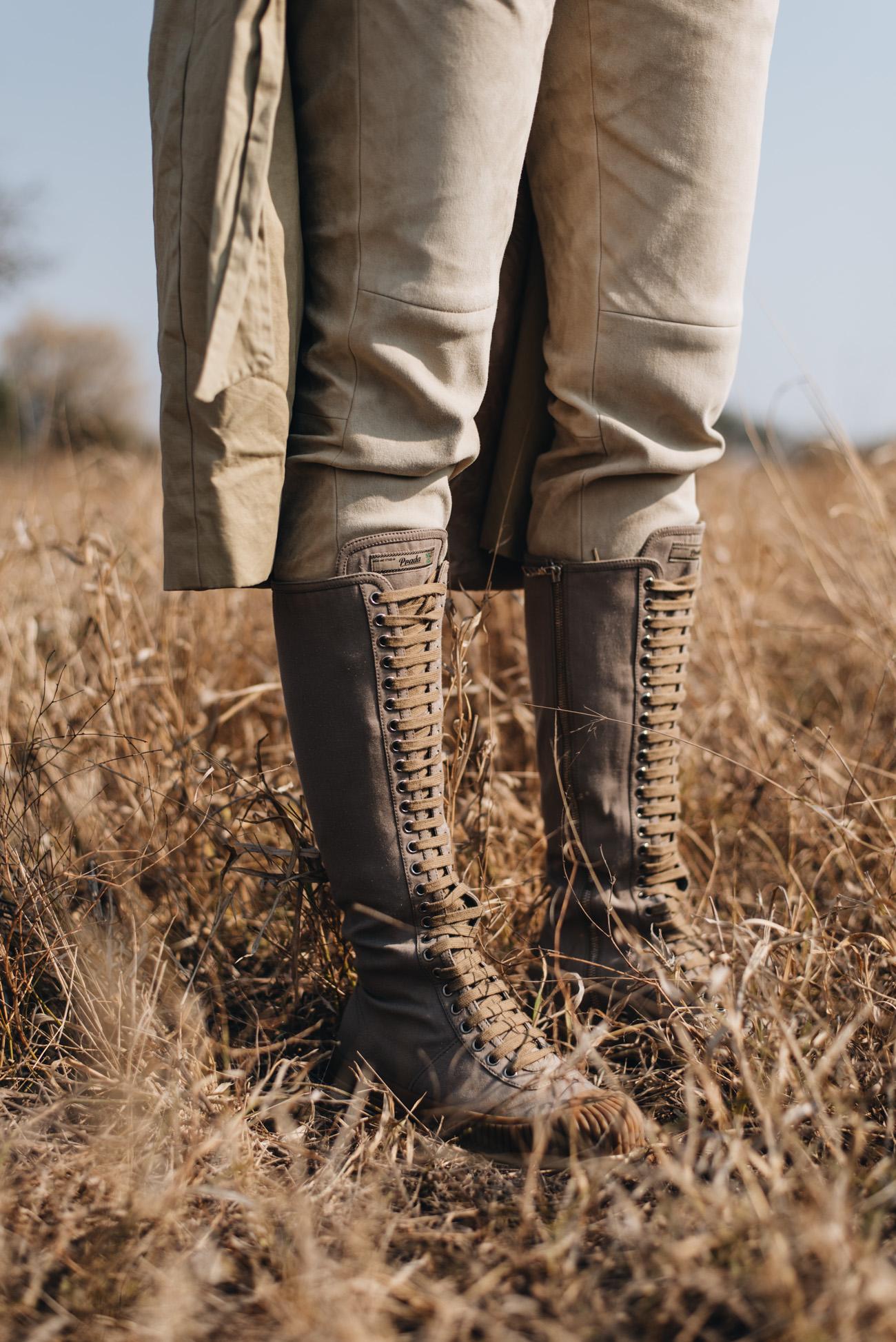 Prada-lace-up-boots-khaki-nina-schwichtenberg-fashiioncarpet