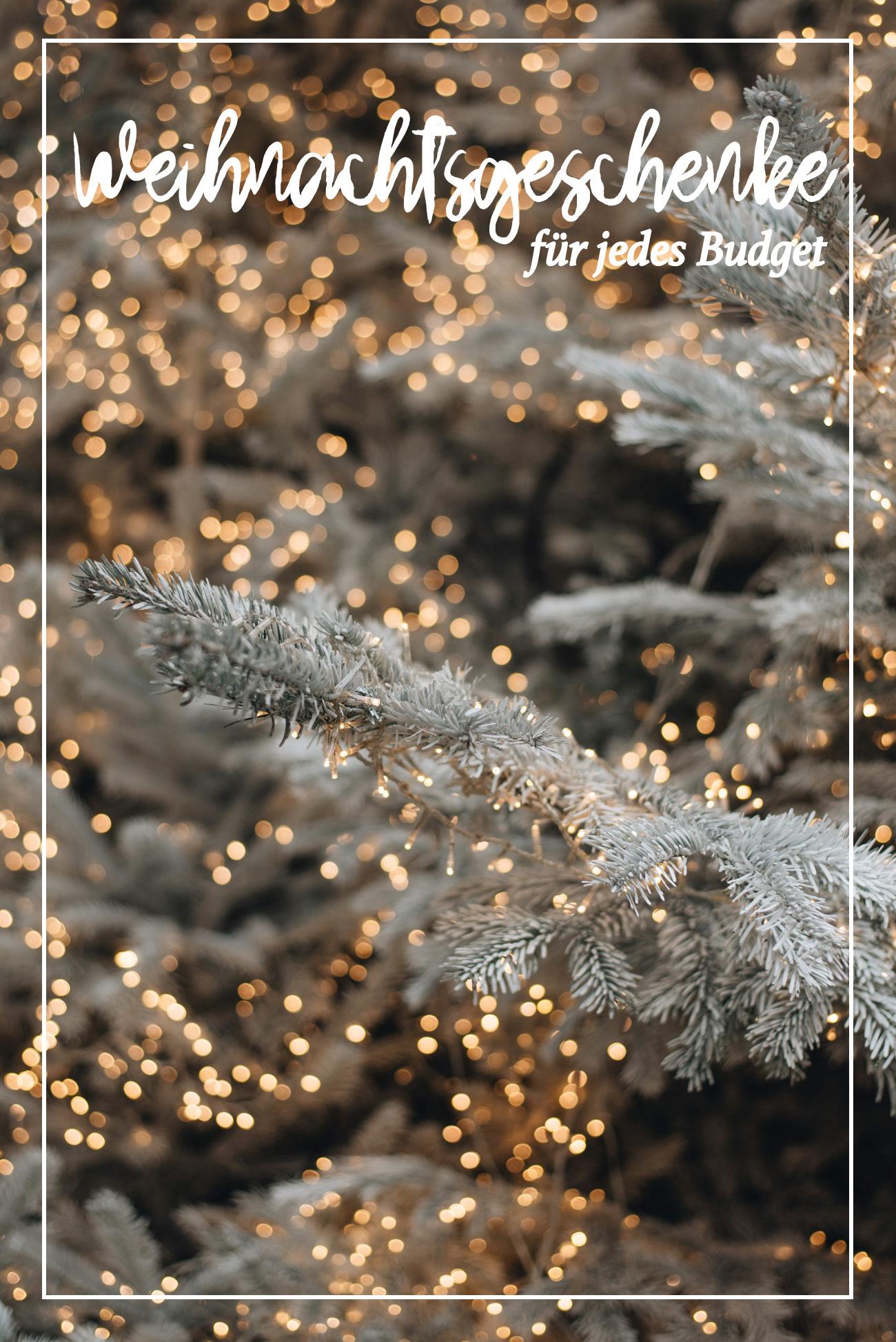 f r jedes budget weihnachtsgeschenke unter 50 euro. Black Bedroom Furniture Sets. Home Design Ideas