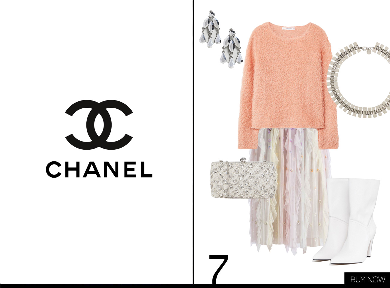 Chanel Herbst Winter Kollektion 18/19 nachgestylt