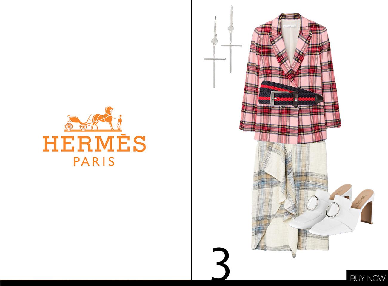 hermès Herbst Winter Kollektion 18/19 nachgestylt