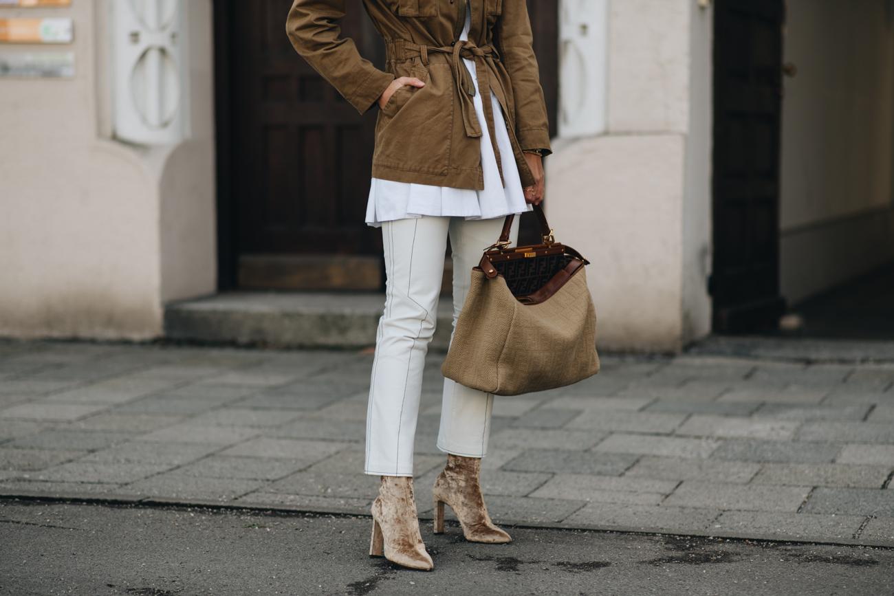 Fashion Bloggerin Nina Schwichtenberg zeigt Modetrends 2018