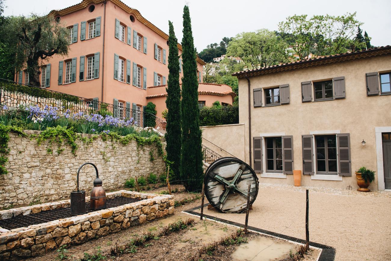 Dior Duftlabor Fontaines Parfumées
