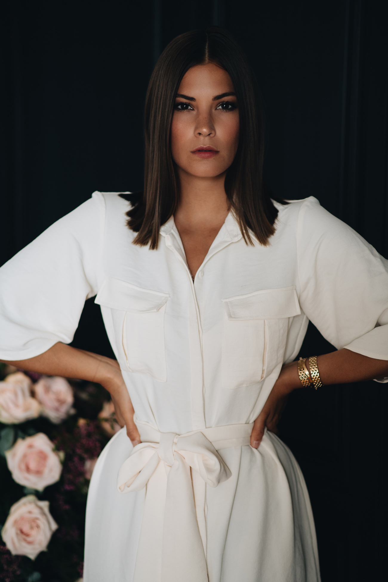 Nina Schwichtenberg Dior Suite Cannes
