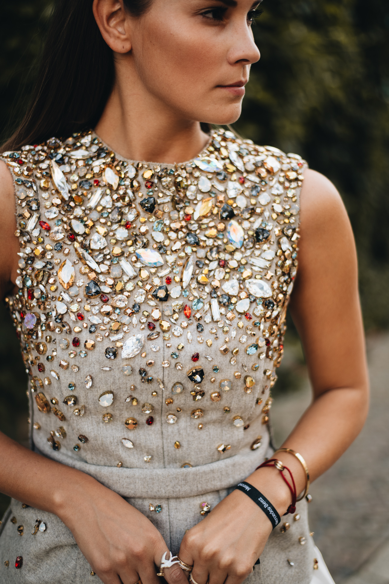 Strass Top
