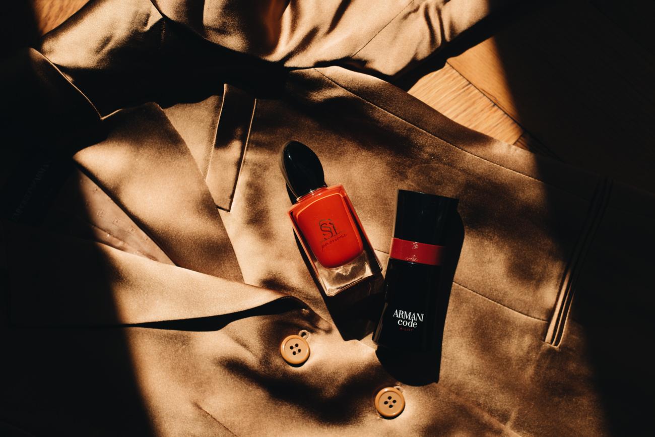 Roter Armani Si Parfum