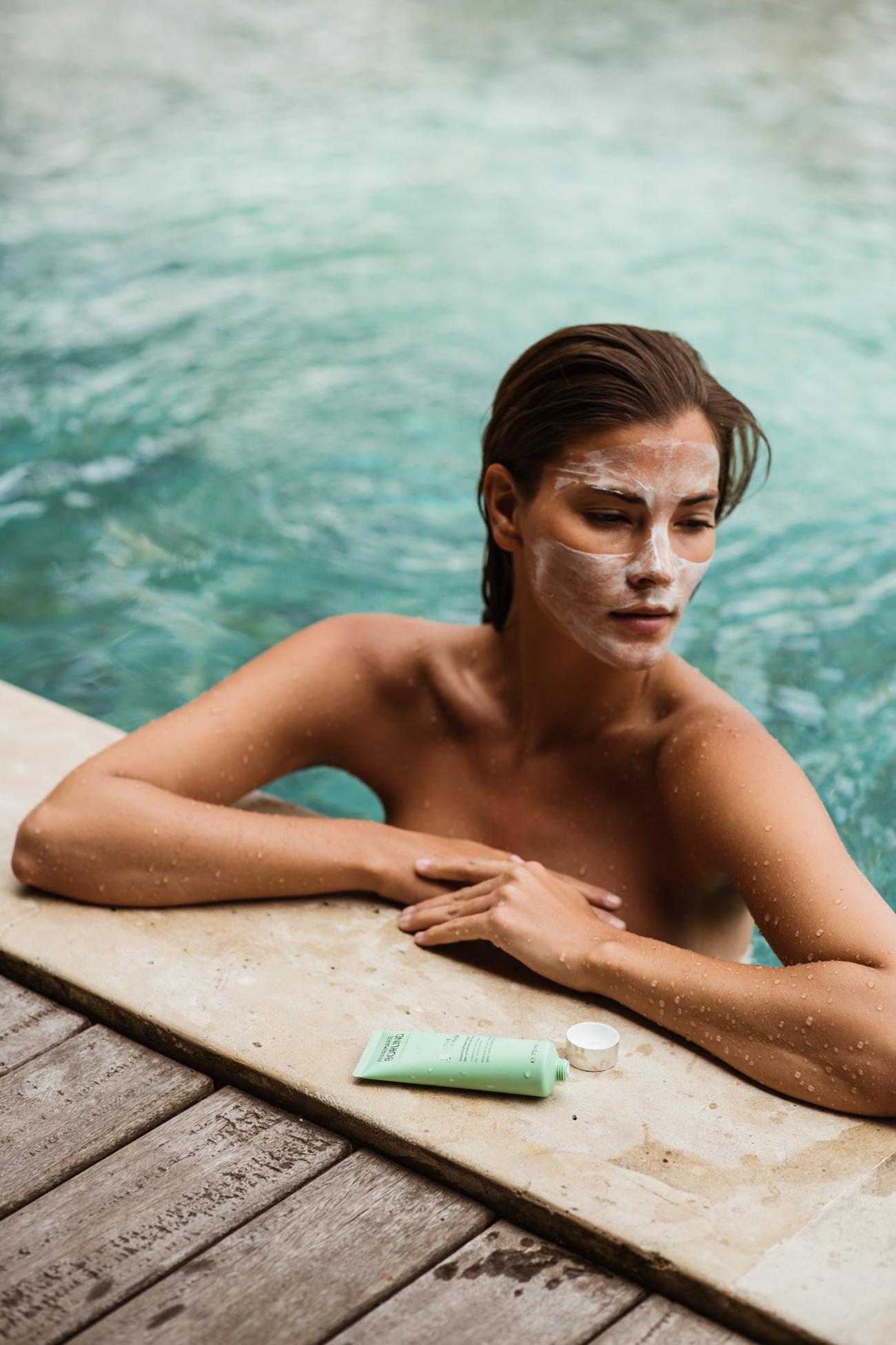 Hautpflege Tipps frische und strahlende Haut