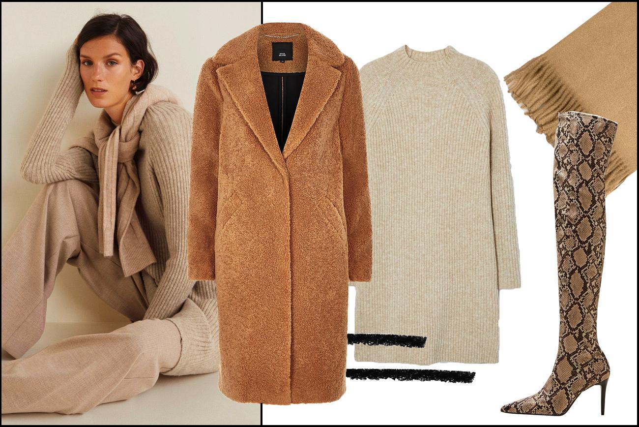 6 schöne Winter Outfit für unter 250 Euro!   Fashiioncarpet