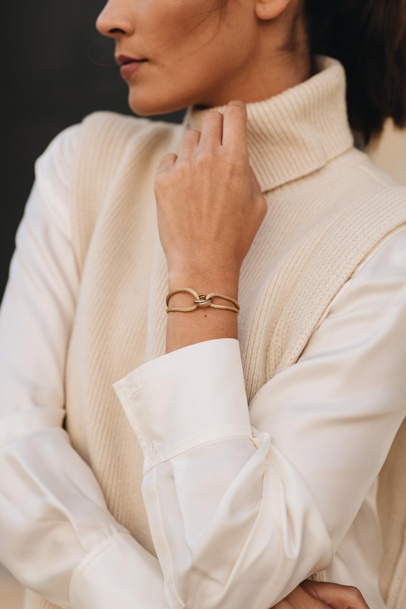 Cartier Trinity Armband
