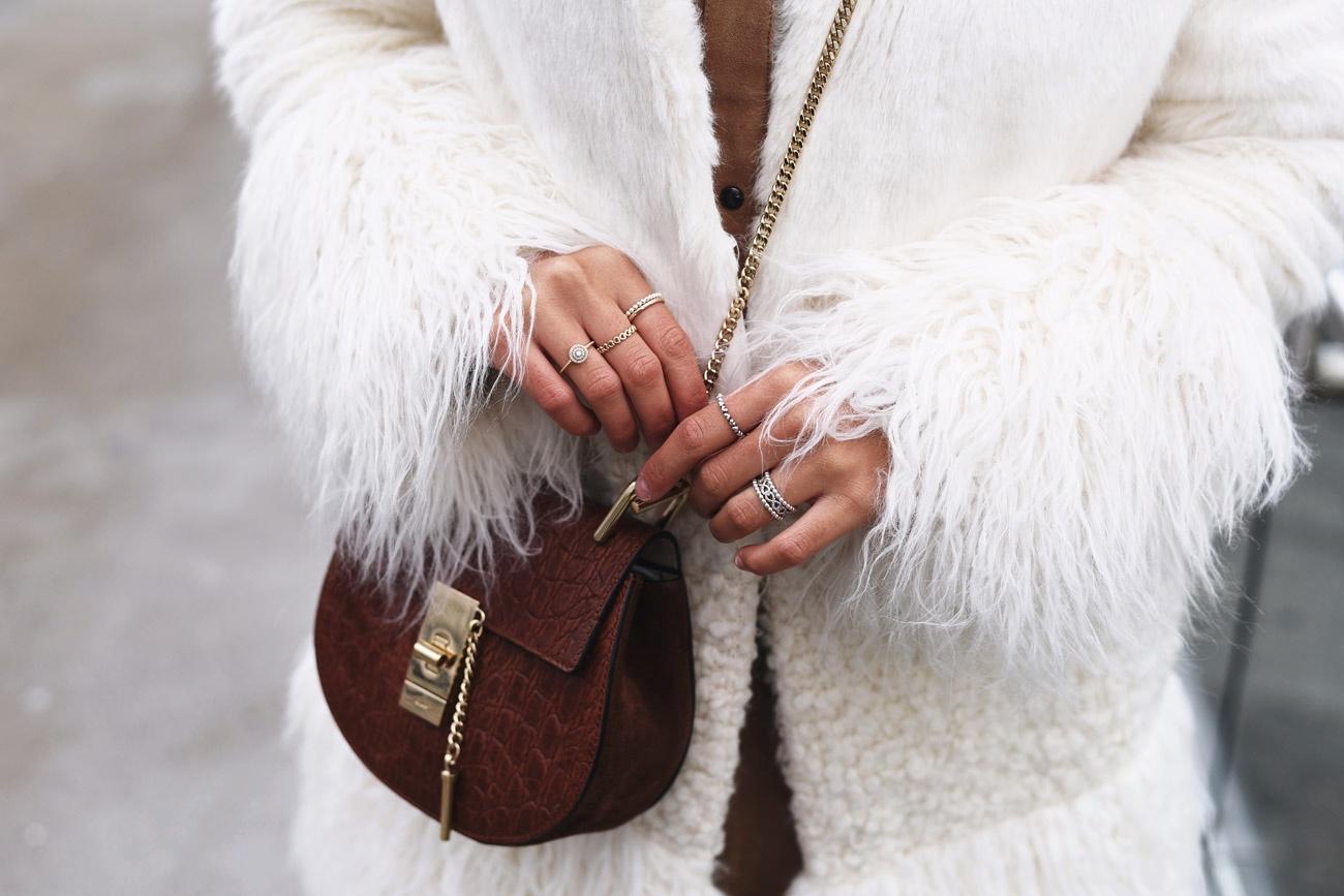 Handtaschen mit Kroko Muster