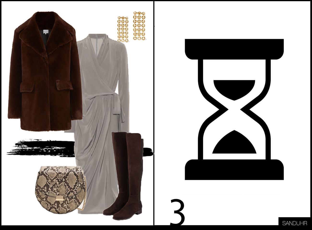 das perfekte Winter-Outfit für deinen Figurtyp