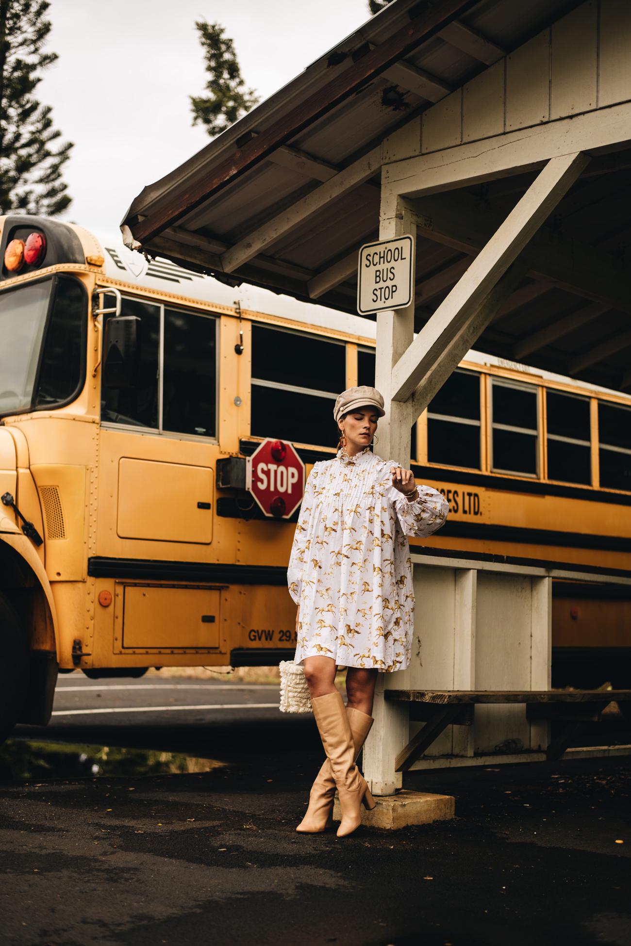 Mode Shooting mit Bus