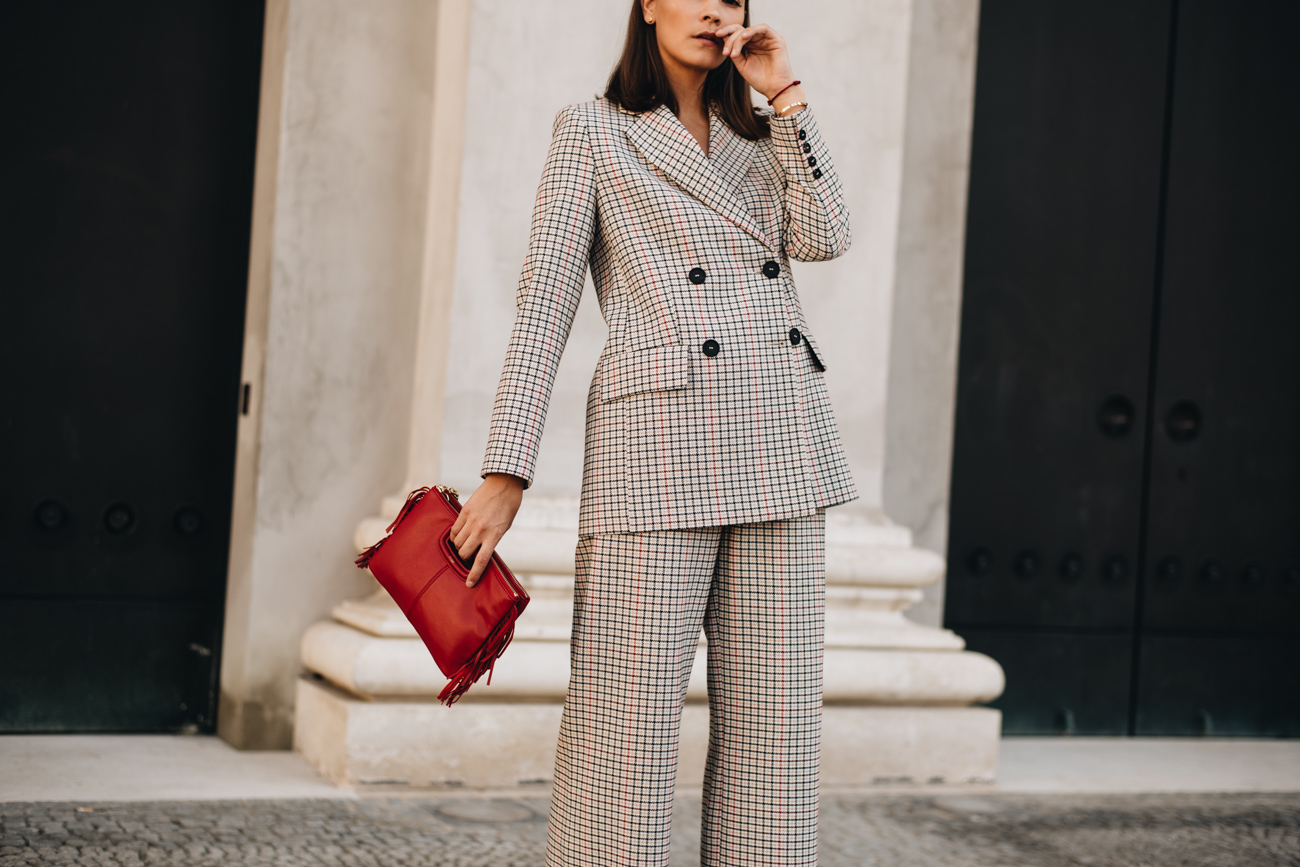 Modetrend 2019 Anzüge