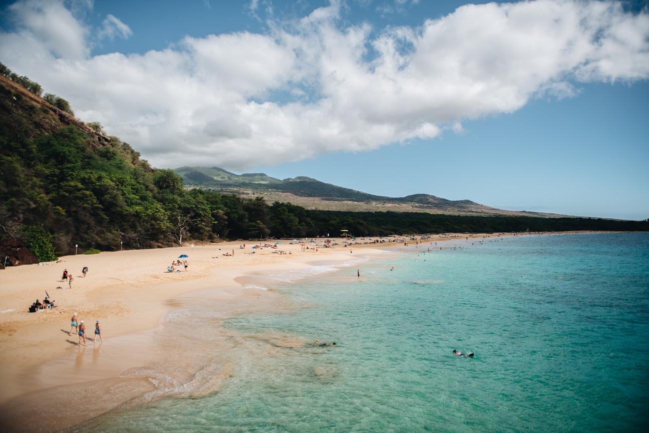 Reisebericht Hawaii Maui Strände