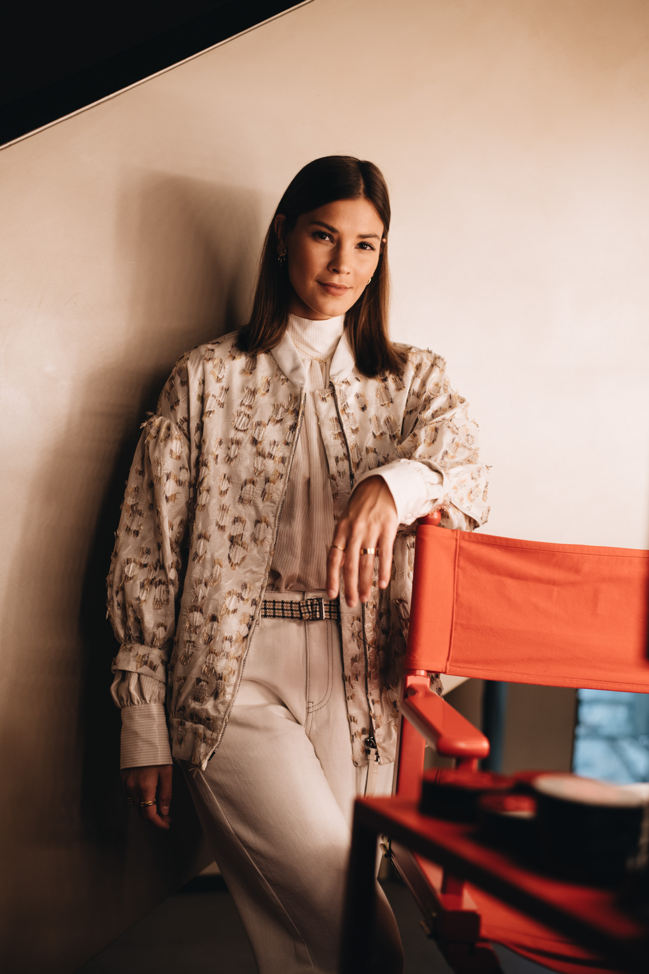 Beauty Influencer Nina Schwichtenberg aus München