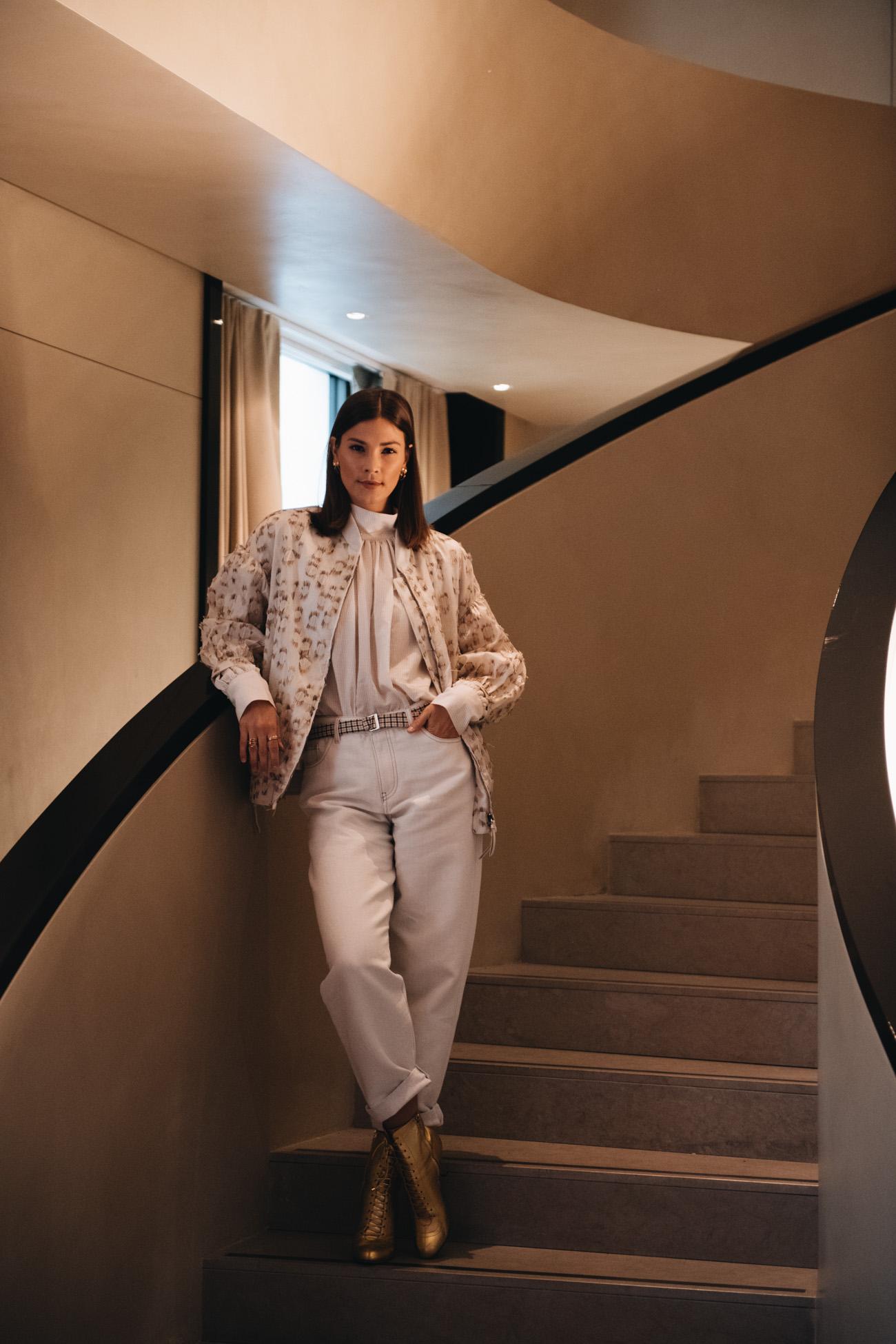 Fashion Influencer Nina Schwichtenberg aus München