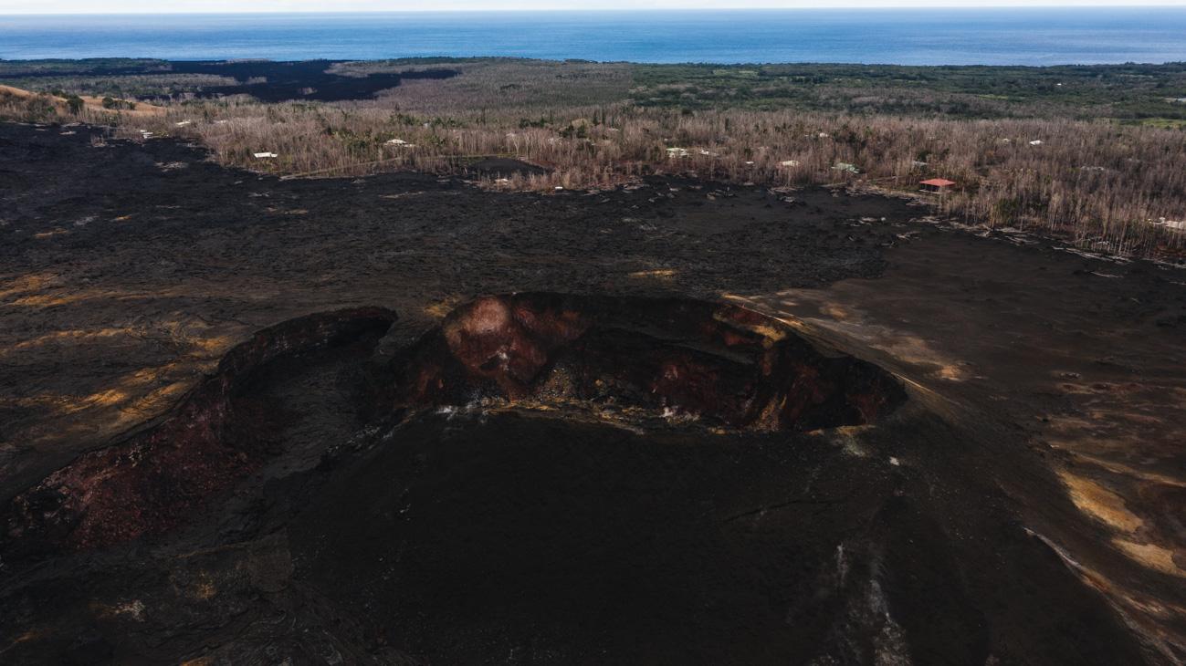 Big Island Vulkankrater 2018