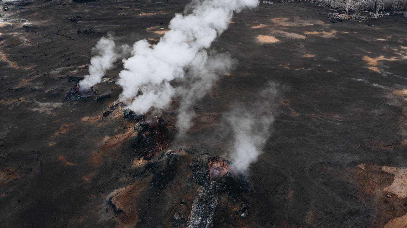 Big Island Vulkanausbruch 2018
