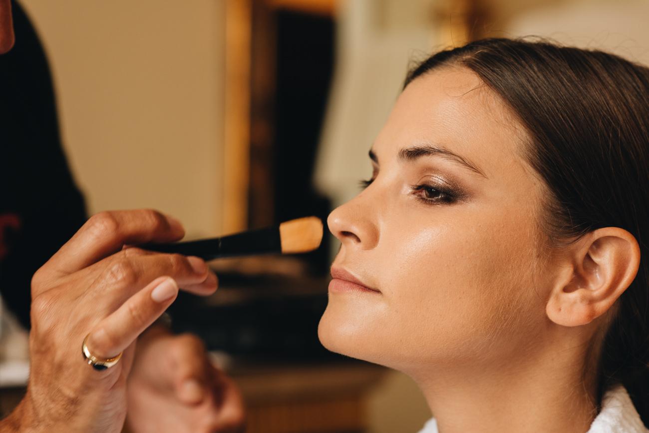 natürliches Tages Make-Up