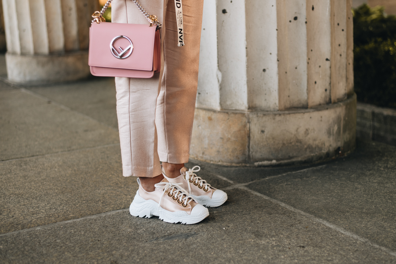 Schuhtrend Chunky Sneaker