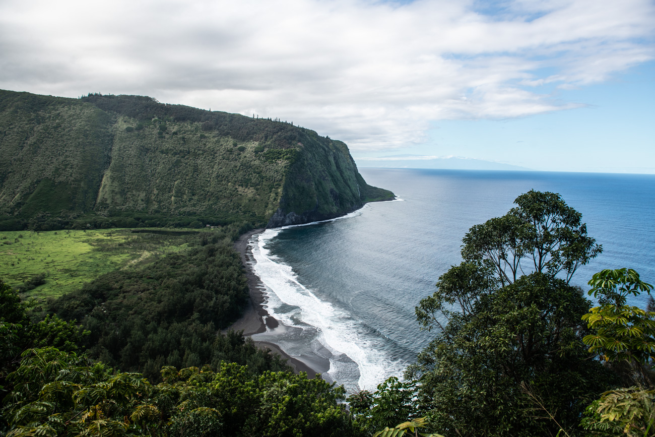 Hawaii Big Island Waipio Valley