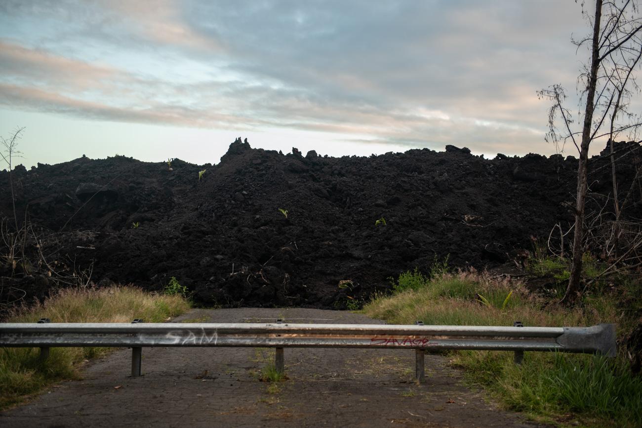 Big Island Lavastrom 2018