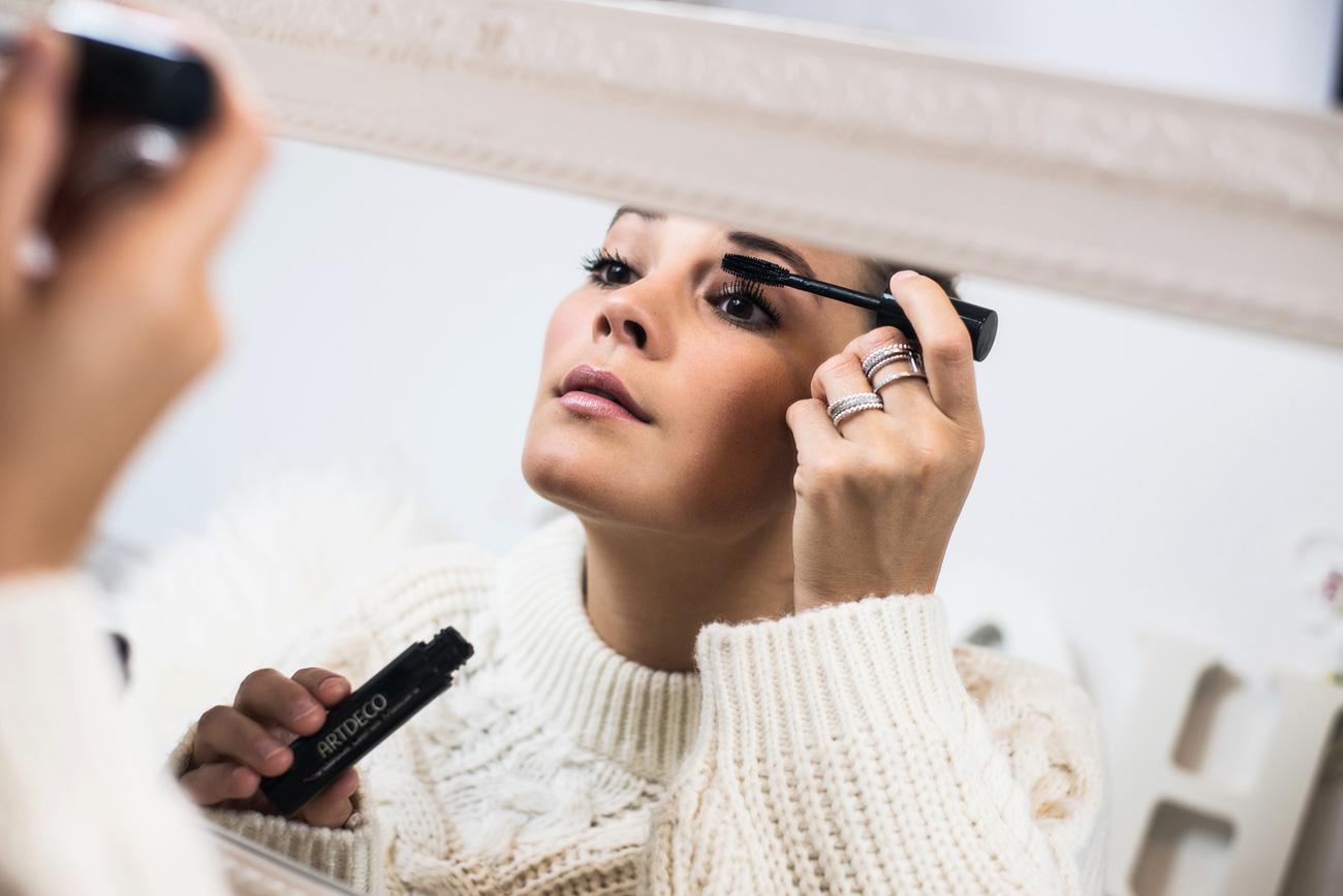 natürliches Tages Make-Up selbst schminken