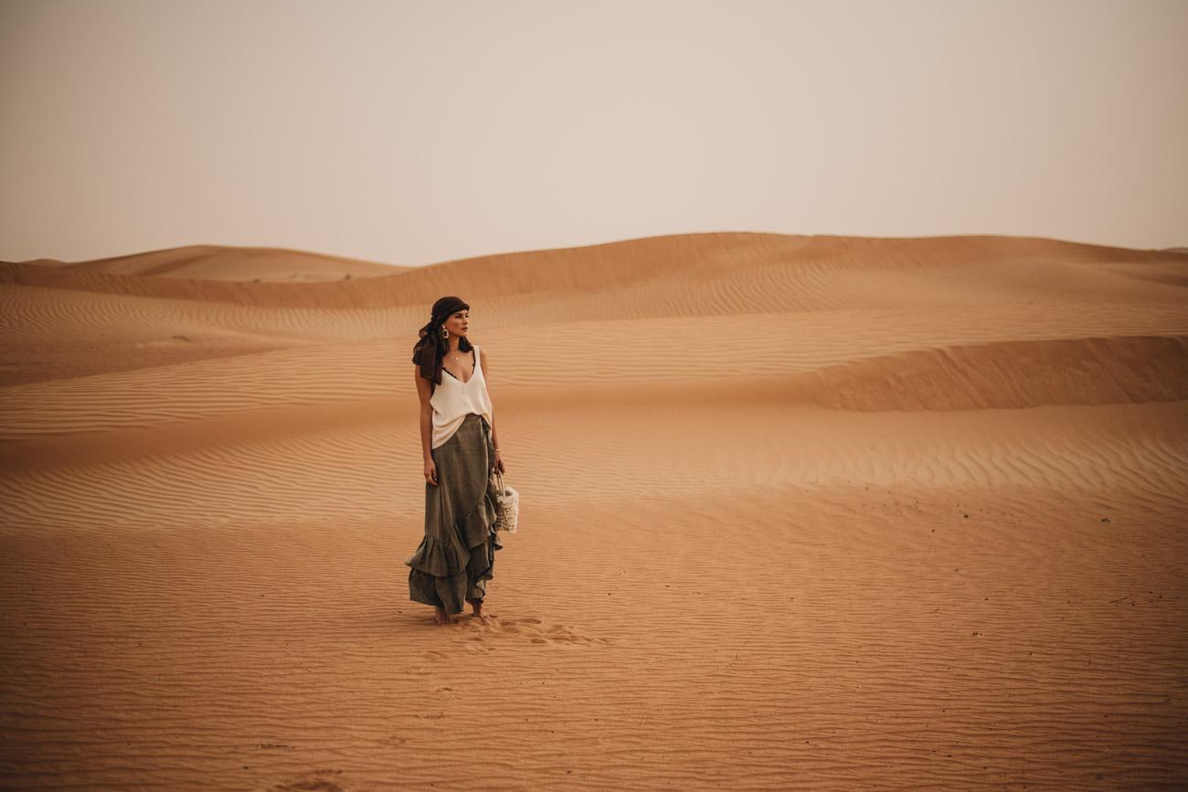 Dubai Wüsten Tour