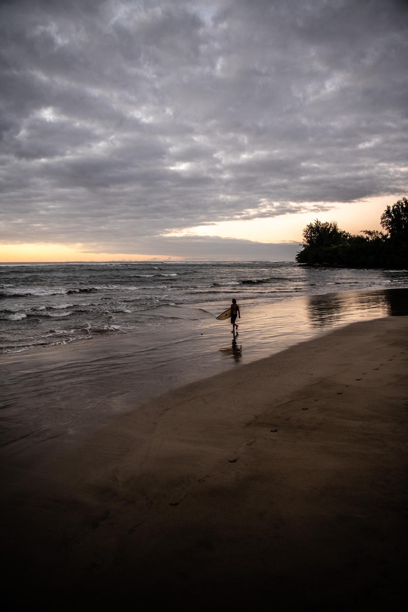 Kauai Hanalai Bay