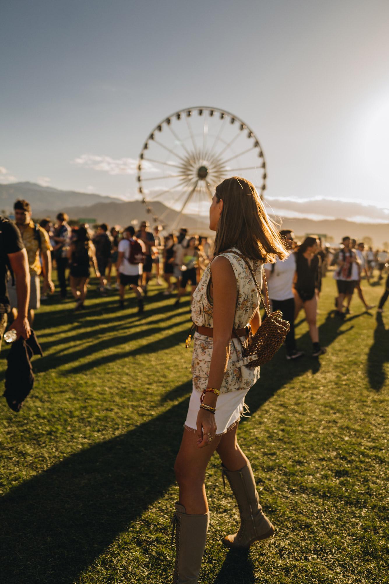 Coachella Riesenrad