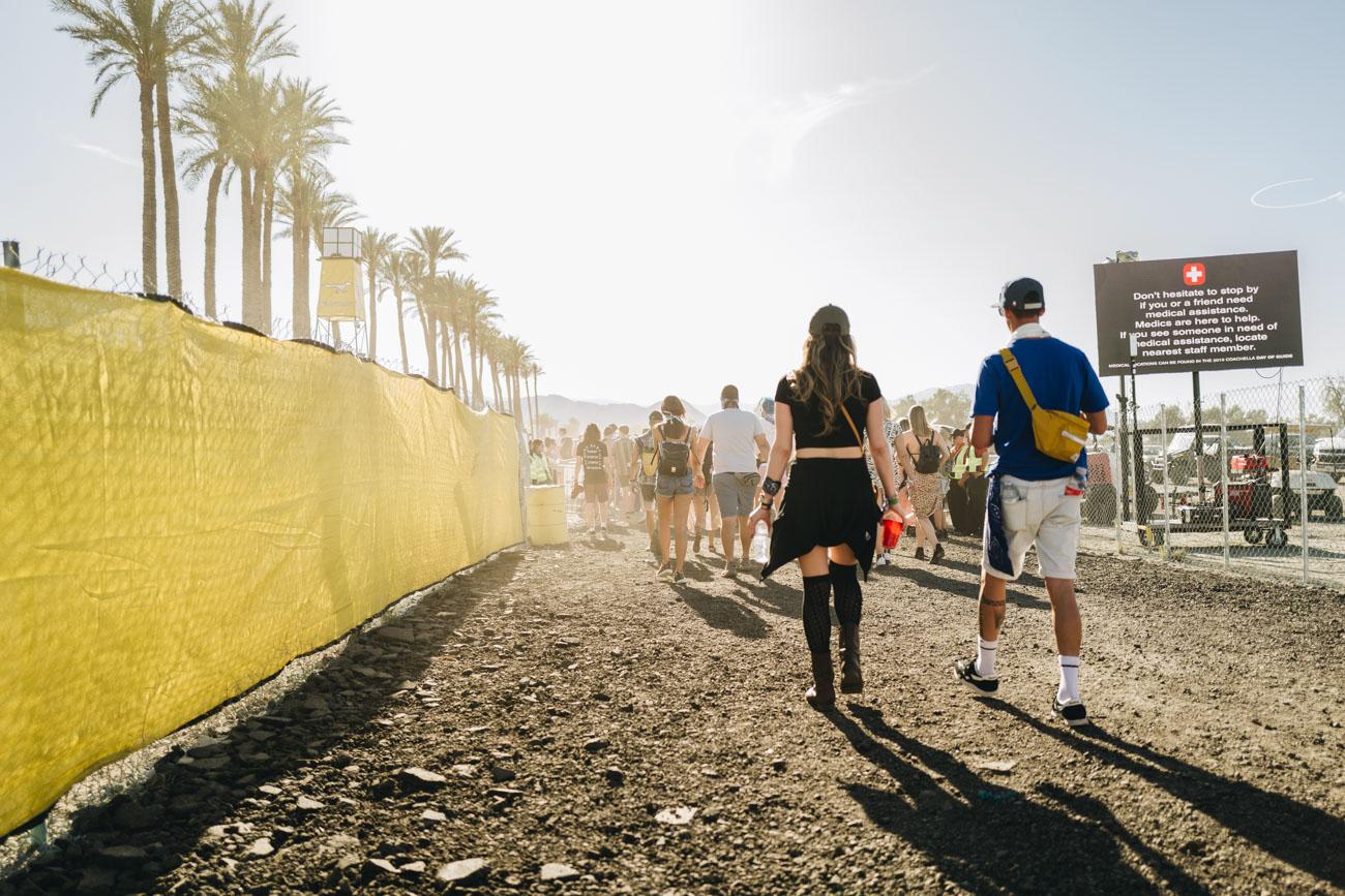 Coachella Erfahrungsbericht