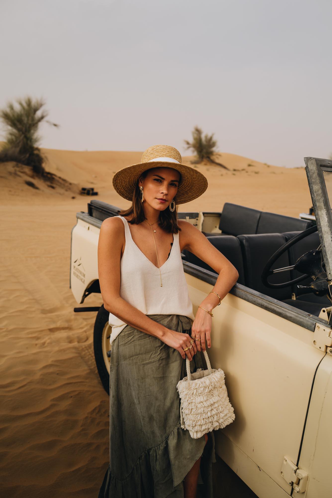 Dubai Wüsten Safari