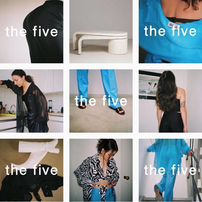 Modemarke The Five Studio